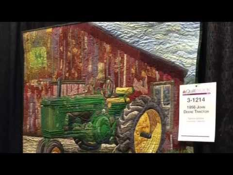 2014 Sample Of Quilt Show In Paducah KY.