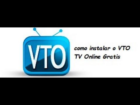 Como instalar o VTO - tv online gratis versão 1.0