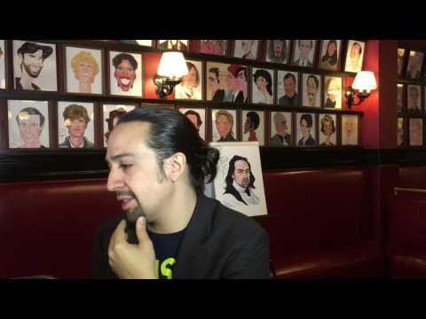 Lin-Manuel Miranda nos cuenta el consejo que le dio su mamá (VIDEO EXCLUSIVO)