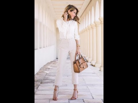 [VIDEO] - Beautiful spring work outfits 2019 1