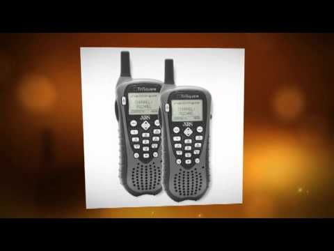 Secure Communication With TriSquare EXRS TSX300 2VP 900MHz FHSS Digital Two Way Radio