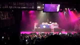 ScHoolboy Q Performs 'Collard Greens' Without Kendrick Lamar!