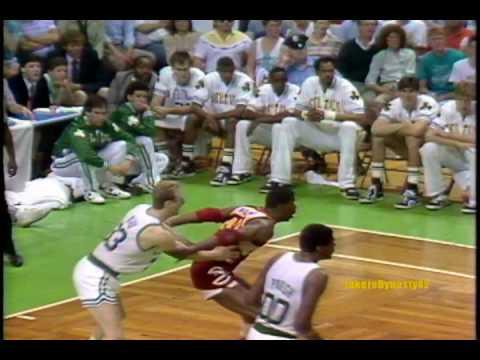 Larry Bird Vs. Dominique Wilkins, The Game 7 Duel