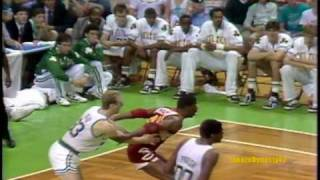 Larry Bird Vs. Dominique Wilkins, The Game 7 Duel