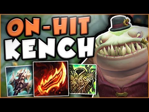 Download Youtube: THIS RAGEBLADE ON-HIT TAHM KENCH IS ACTUALLY LEGIT! ON-HIT TAHM KENCH TOP GAMEPLAY League of Legends