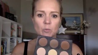 A easy every day make up using Drug Store brands. I was actually re...