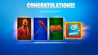 COMMENT À GET -NEW - INFERNO SKIN PACK in Fortnite Battle Royale