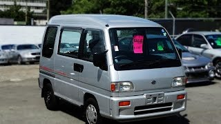 1995 Subaru Sambar DIAS for sale in Vancouver BC, Canada