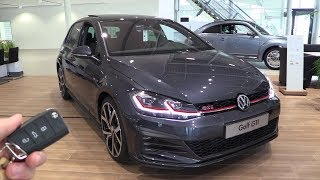INSIDE the Volkswagen Golf GTI Performance 2018 | Facelift In Depth Review Interior Exterior