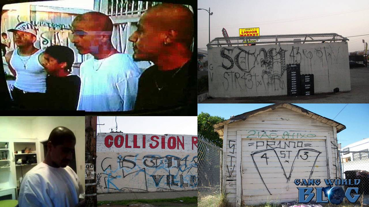 Varrio Street Villains 13 Gang History (South Los Angeles)
