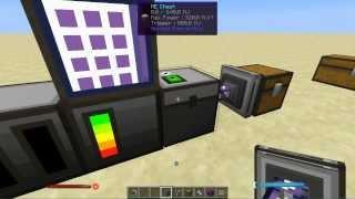 Minecraft - Obczaj Moda: Applied Energistics rv14-Final2 - Part 1