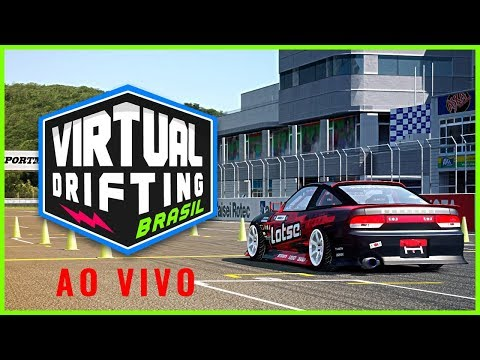 LIVE - Virtual Drifting Brasil - 3² Etapa TEXAS