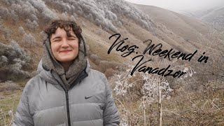 Weekend In Vanadzor | Cold Water Dip, Bike Ride, B-Day Party