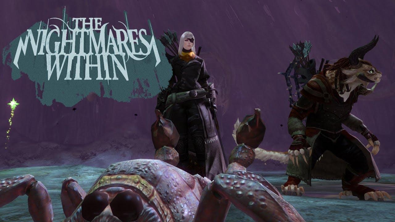 Tower of Nightmares Kasmeer art - MMORPG.com Guild Wars 2
