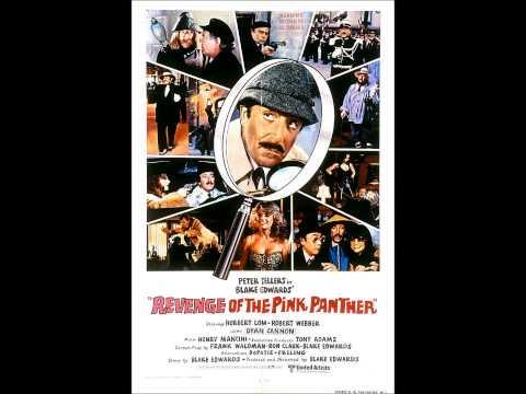 23. Thank Heaven for Little Girls - Inspector Clouseau and The Sûreté Brass Band