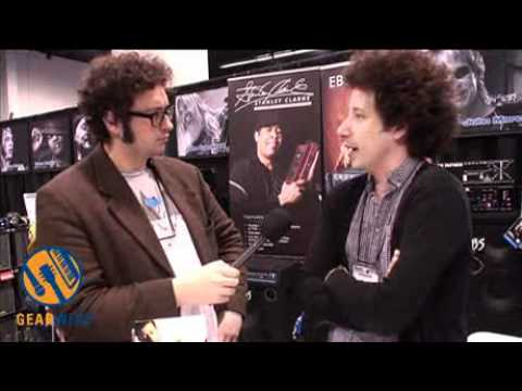 Justin Meldal-Johnsen Winter NAMM 2011 Interview, Part One (Video)