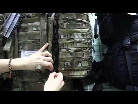 купить Рюкзак Военный 18 Л. С Боковыми Карманами
