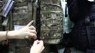 Что такое тактический рюкзак, тактические рюкзаки Tasmanian Tiger(, 2013-09-29T10:14:23.000Z)