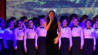 Отчетный концерт ДППК г Кизляра 2017 г