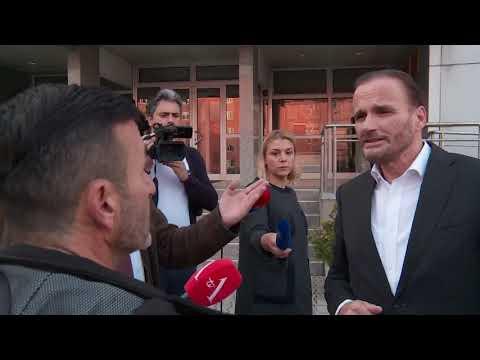Susret Dragičevića i advokata ispred Tužilaštva