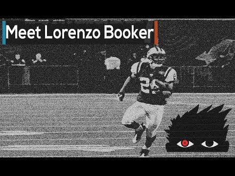 Meet Lorenzo Booker
