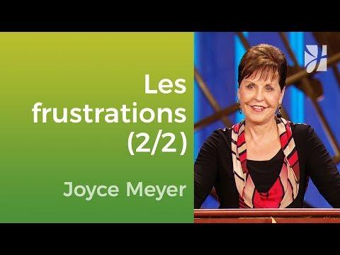 Vivre sans frustration (2/2) - Joyce Meyer - 882-2