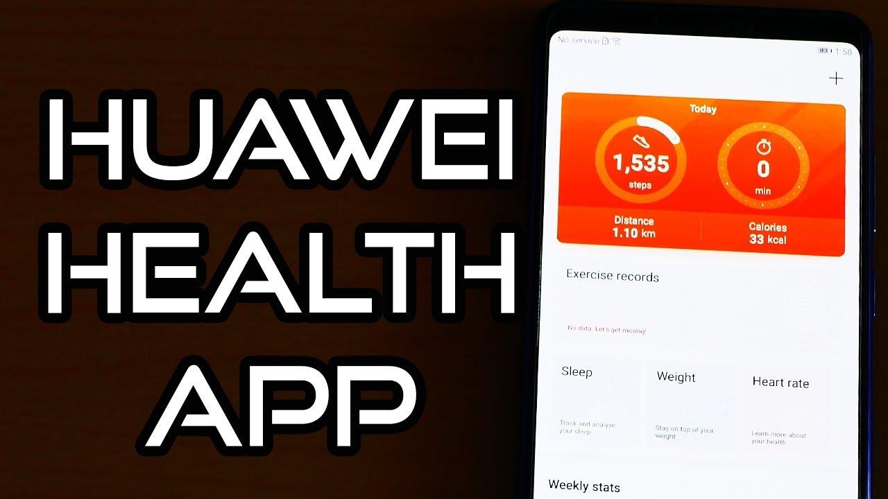 💡Honor Note 10 Tips🔨: Huawei Health App | EMUI 8 📱[4K]
