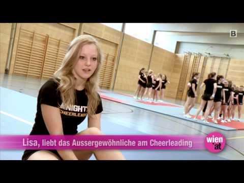 Vienna Knights Cheerleader: Mehr als nur ein Sport
