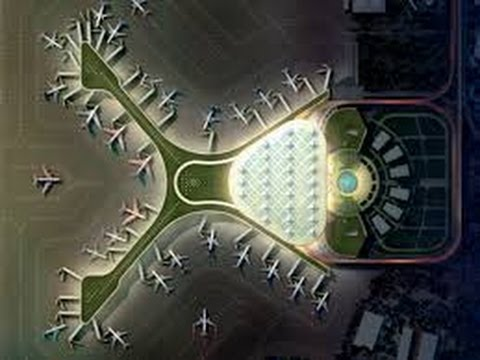 Made In India - Modern Airports Infrastructure - 2014