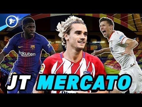 Le FC Barcelone s'agite en coulisses | Journal du Mercato