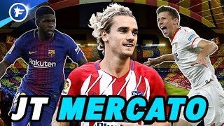 Le FC Barcelone s'agite en coulisses | Journal du Mercato
