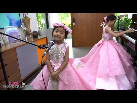 Beauty And The Beast (cover By Kaycee & Rachel)