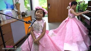 Beauty and the Beast cover by Kaycee & Rachel