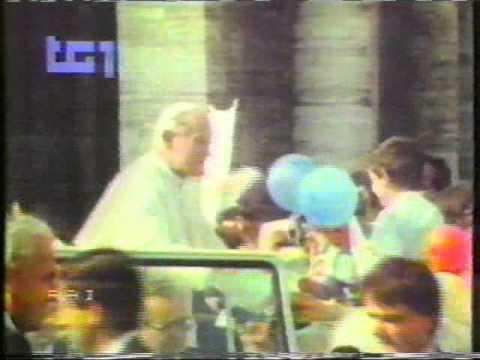May 13, 1981: Assassination Attempt on Pope John Paul II! - YouTube