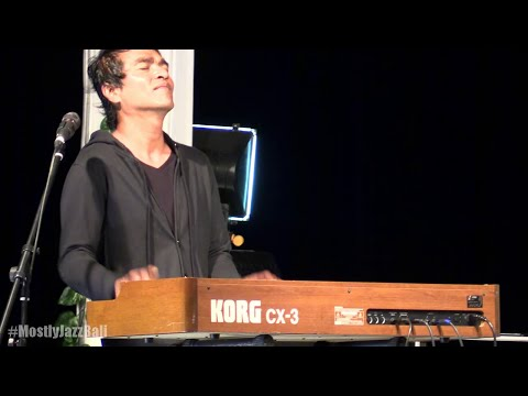 GBS ft. Indra Lesmana - Born Under the Bad Sign ~ Woman Across The River @ Mostly Jazz 06/09/2015