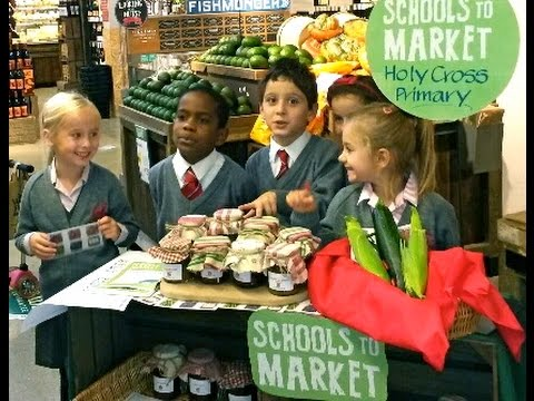 Schools to Market Sale Day 2014