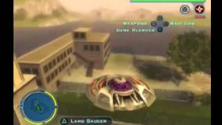 Destroy All Humans 2 PS2 gameplay 2
