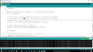 Belajar Arduino PN532 NFC I2C Wiring and program