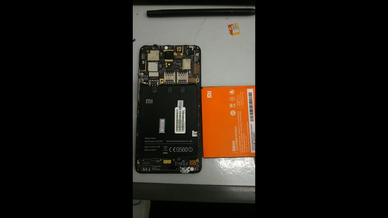 Xiaomi Redmi Note 2 Usb Charger Short Not Working Tidak Bisa Cas