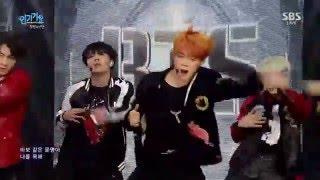 BTS - RUN / 방탄소년단 - 런 / Stage Mix 교차편집 1080p 60f