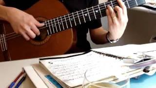 Tình Bơ Vơ. Lam Phương. Trémolo Romantic Guitar