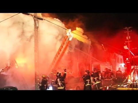 Oakland warehouse fire kills at least 24