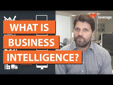What Is Business Intelligence (BI)? Business Intelligence Explained
