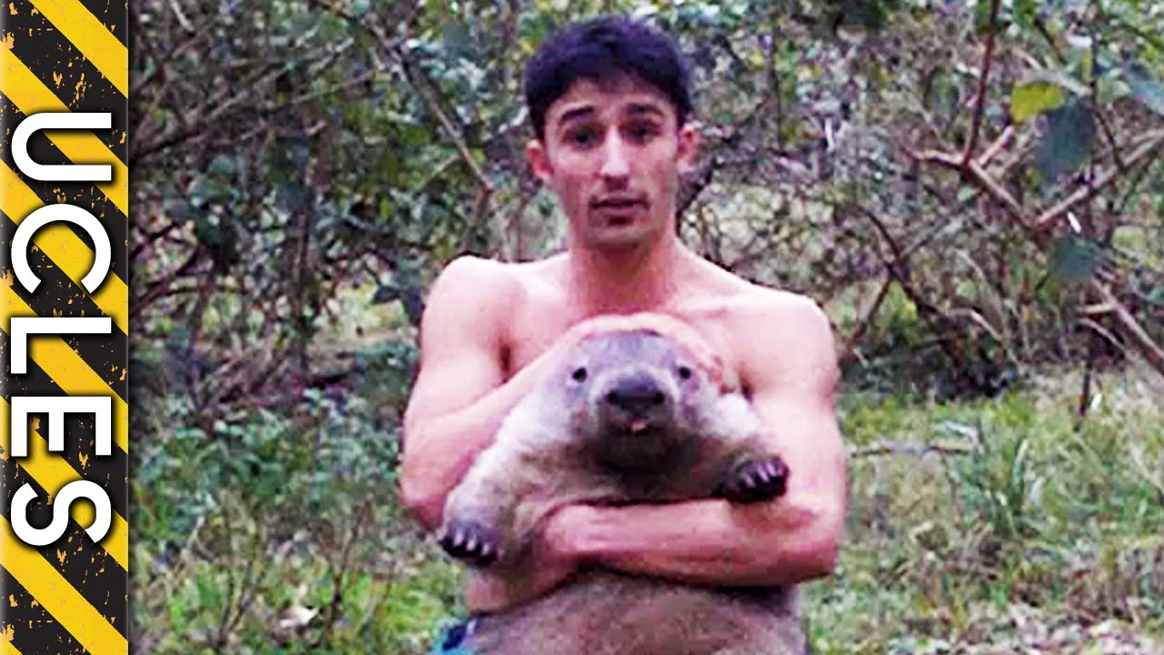 Andrew Ucles, Who (Maybe) Catches Animals Bare-Handed On