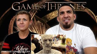 Inside Game of Thrones: A Story in Prosthetics REACTION!!