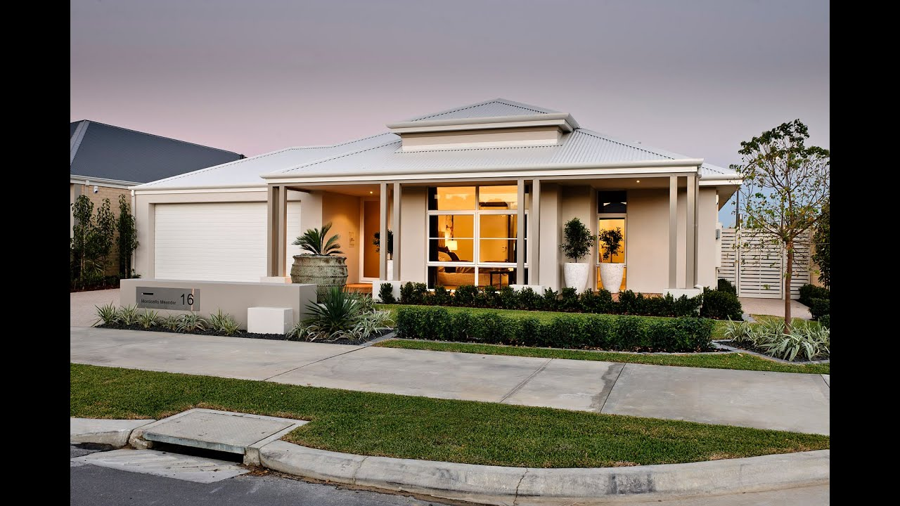 Stoneleigh - Modern Home Design Ideas Dale Alcock Homes