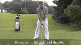 Setting up Correctly to Hit the Driver