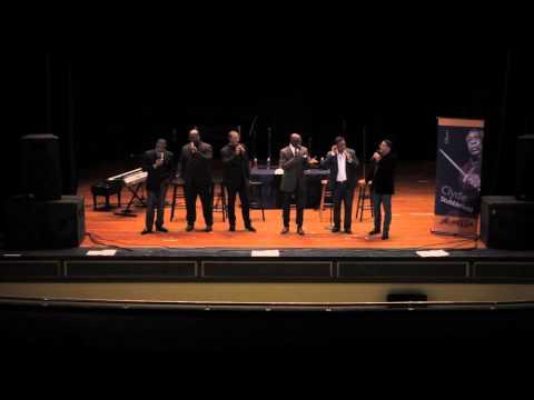 Jazzanooga 2015: Take 6 Sing Happy Birthday