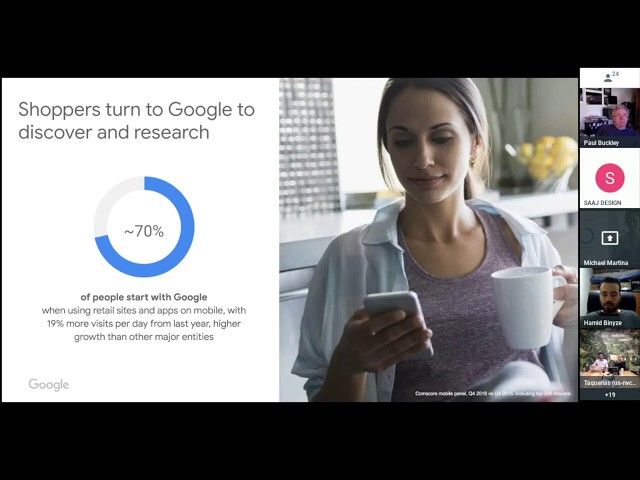 [Teespring] Google Webinar: Shopping Campaigns for Teespring Products