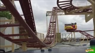 Jurassic Coaster - Parc du Bocasse - Attraction à sensations fortes